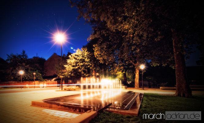Marcin Adrian - Wesseling - Stadt Wesseling - Rheinpark
