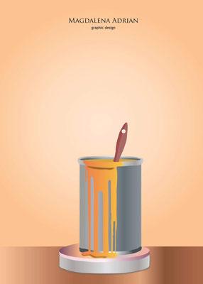 Creative Atelier (Grafik und Vektor Illustration) by Magdalena Adrian aus Wesseling in der Nähe von Köln  Bonn