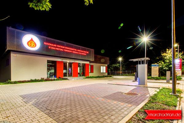Regionalne Centrum Krwiodawstwa i Krwiolecznictwa. Oddział terenowy, Lipowa 190, 17-200 Hajnówka, Polska. Forograf z Hajnówki Magdalena Adrian (Teterdynko)  Fotograf in Wesseling, Fotograf aus Wesseling.