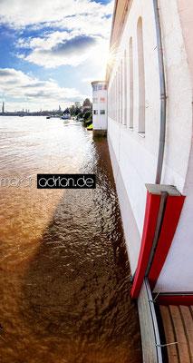 Marcin Adrian, www.marcinadrian.de, Hochwasser, Rhein, Wesseling, Köln, Bonn