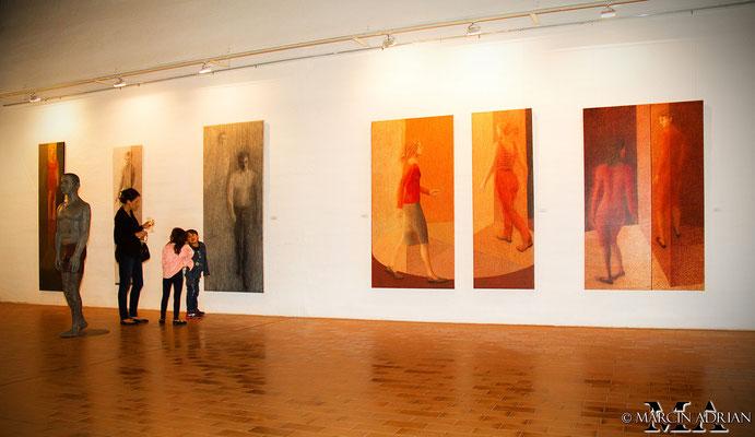 ©, Marcin Adrian, Erhard Mika, Kunstverein Wesseling e.V.