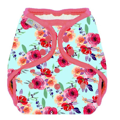 maillot couche Lyberty rosa