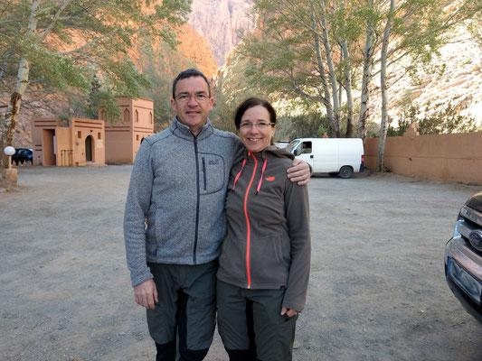 Camping Berbere de la Montagne