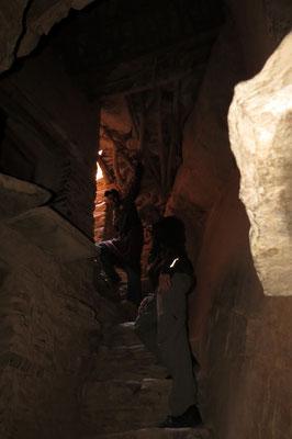 Unter dem Agadir Tasguent