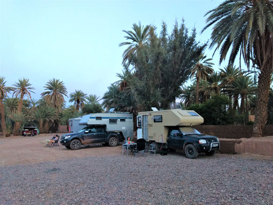 Campingplatz in Agdz