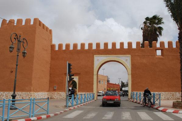 Stadtmauer von Tiznit
