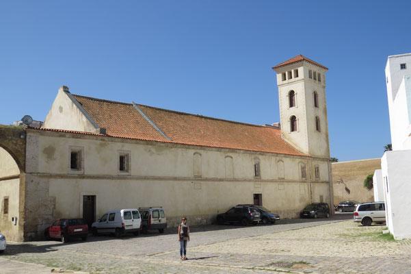 Alte Kirche, heute ein Theater