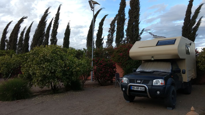 Camping Ourika Marrakech