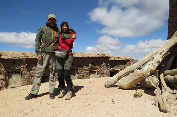 Auf dem Agadir Tasguent