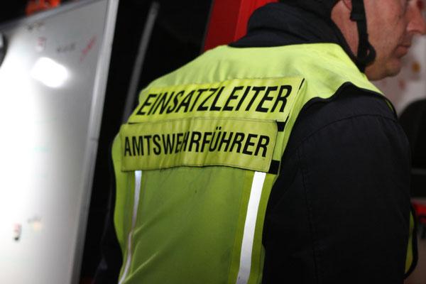 Alarmübung Gut Steinwehr