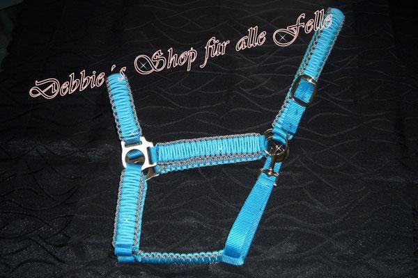 Farbe: neon turquoise mit silver diamonds