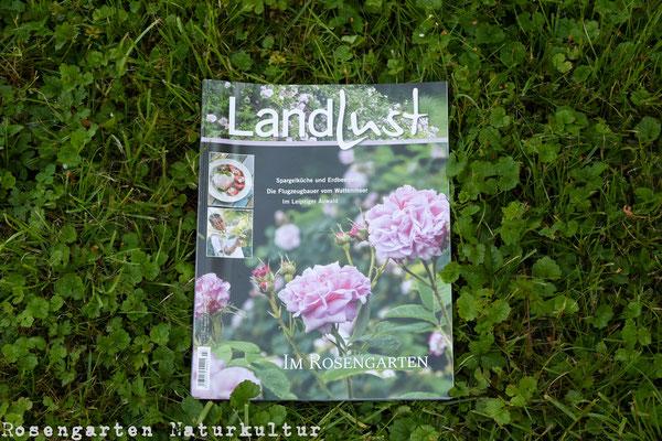Noch Mehr Landlust Willkommen Bei Rosengarten Naturkultur