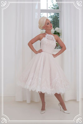House of Mooshki Brautkleid