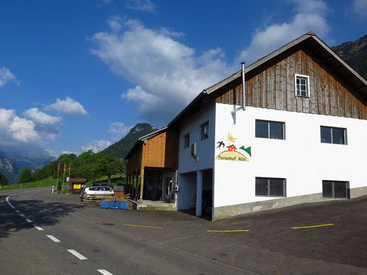 Camping Ferienhof Rüti (Bauernhof)