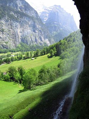 Staubbach Wasserfall