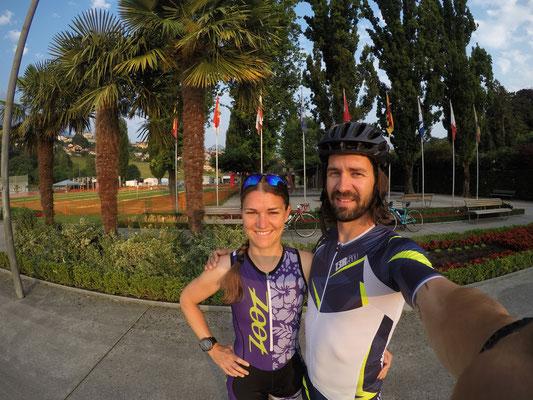 Spiezathlon (Triathlon in Spiez)