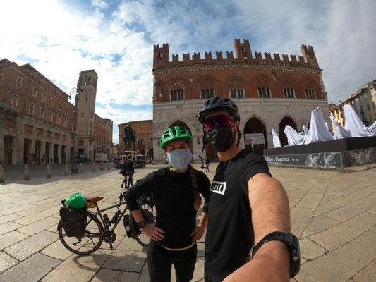 Willkommen in Piacenza