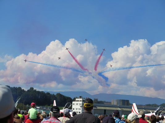 Team Red Arrows