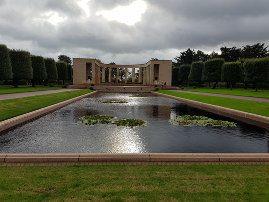 Normandie American Cemetry