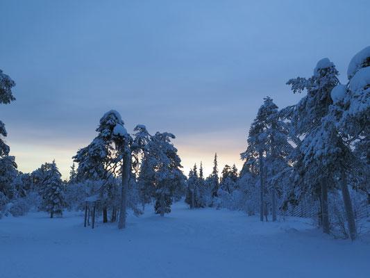 2. Schneeschuhtour