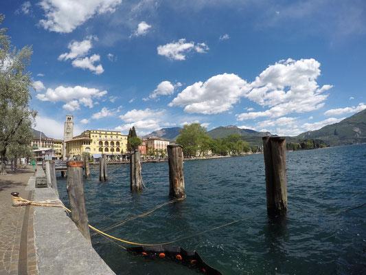 Zurück in Riva