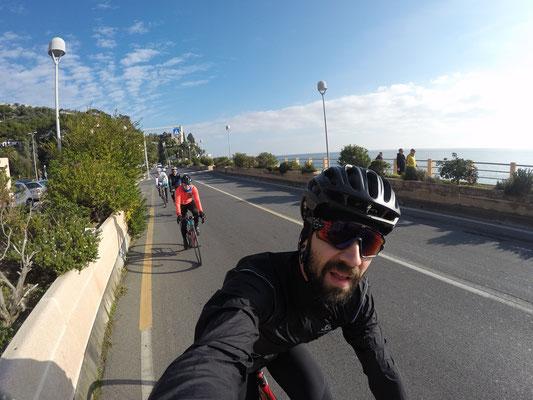 Erste Radtour