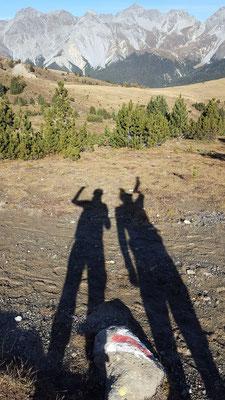 Nationalpark Wanderung Munt la Schera