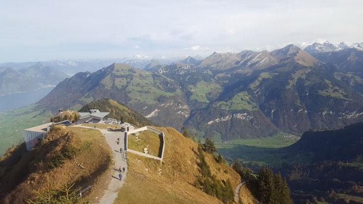 Aussicht Stanserhorn