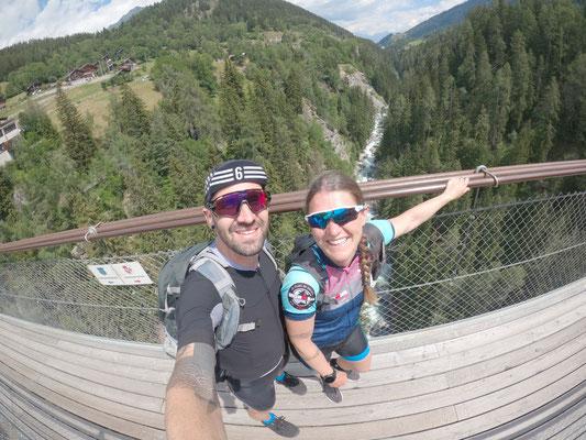 Etappe 3: Andermatt -Sierre - Goms Bridge