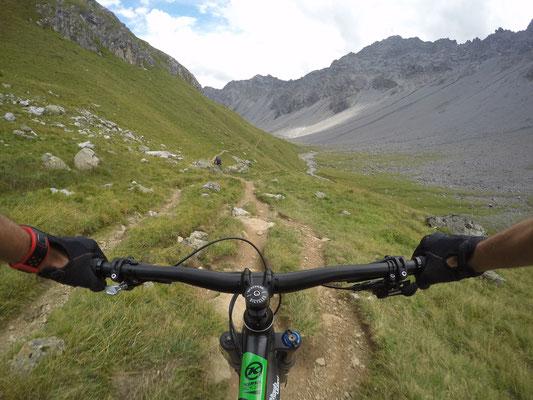 Der legendäre Trail zum Älplisee