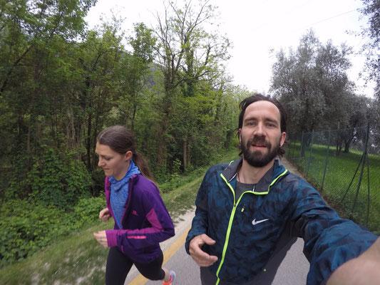 Running nach Arco