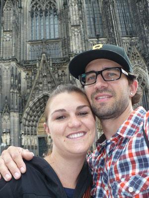 Zusammen das erste Mal in Köln
