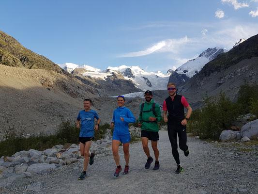 ASICS FrontRunner Run mit Roberto & Ramon
