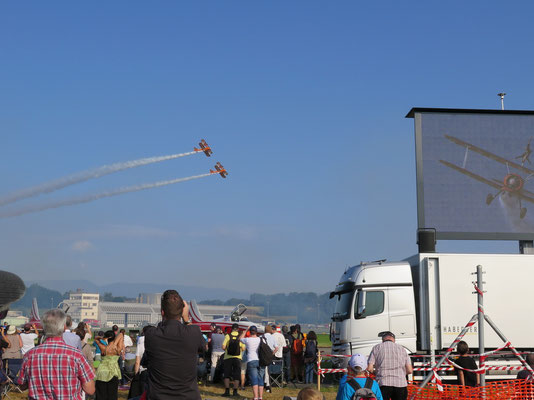 Breitling Wingwalker Team
