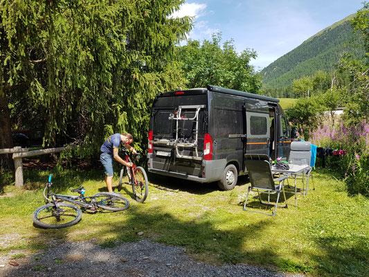 Campbase Samedan
