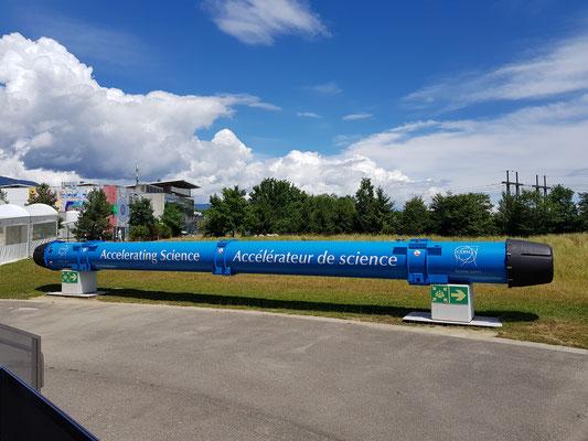 Besuch des CERN