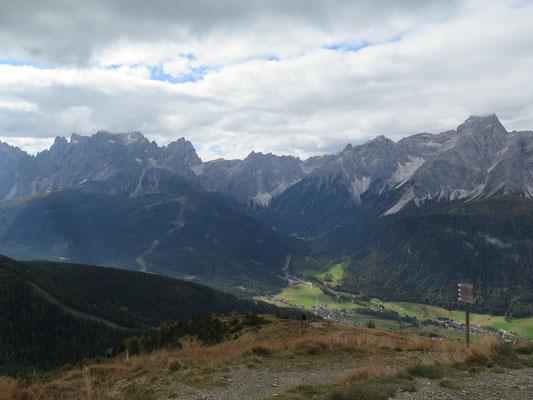 Blick Richtung Tal