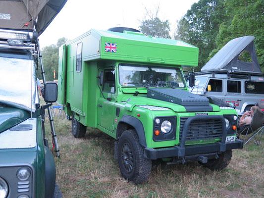 Camparea - Ein Traum in grün :)