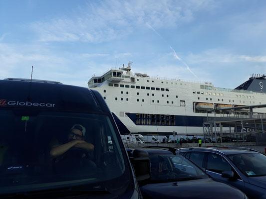 Von Barcelona nach Sardinien