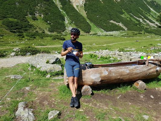 MTB Tour  Alp Suvretta