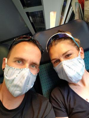 Heimfahrt: Bern-Uster mit dem Zug
