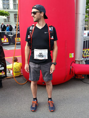 Fit vor dem Start