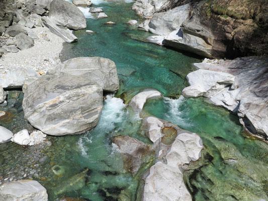 Wanderung Lavertezzo-Sonogno