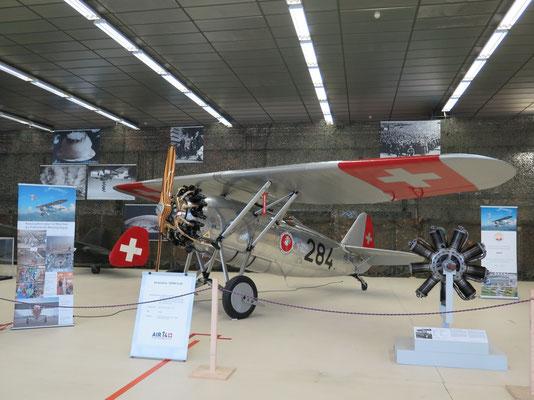Schweizer Luftwaffengeschichte