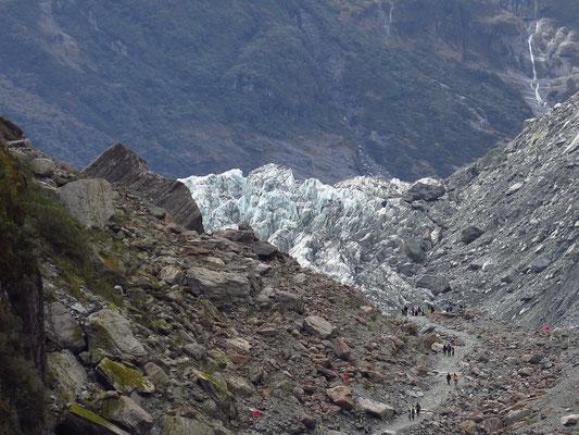 Valley Wanderung zum Fox Gletscher