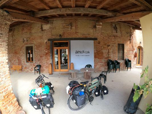 Unterkunft in Spessa