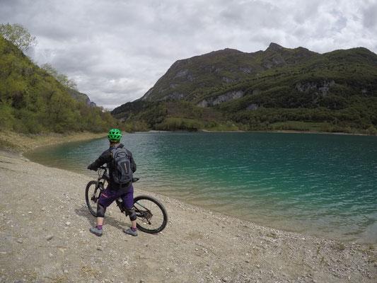 Bikingtour Lago Di Tenno