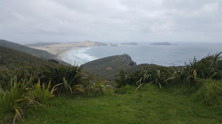 Cape Reigna: ein heiliger Ort für die Maori Einwohner