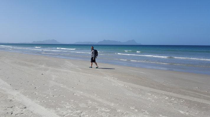 Einfach ein toller Strand: Uretiti Beach