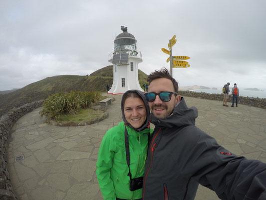 Am nördlichsten Punkt von Neuseeland: Cape Reigna